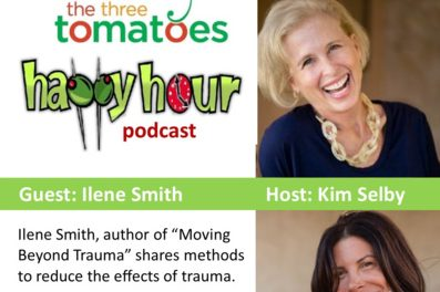 FEATURED! The Three Tomatoes Happy Hour Podcast
